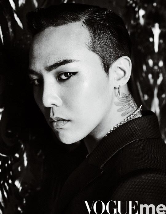Anh G-Dragon bi chinh sua qua tay hinh anh 4