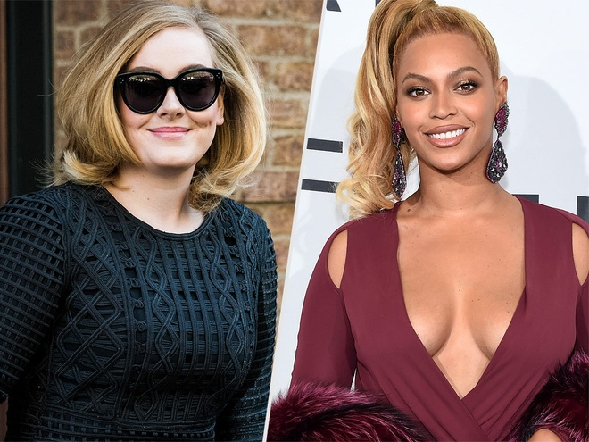 Adele, Beyonce thong tri hang muc giai thuong MTV 2016 hinh anh