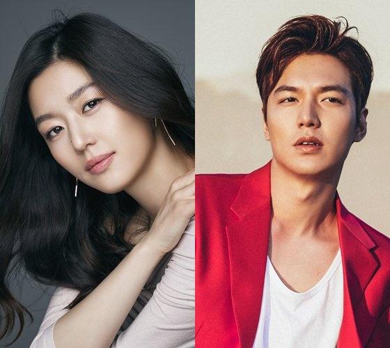 Phim nang tien ca cua Lee Min Ho - Jun Ji Hyun duoc ky vong hinh anh 1
