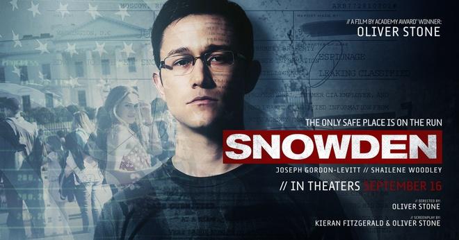 Phim ve Snowden tro thanh tam diem lien hoan phim Toronto hinh anh
