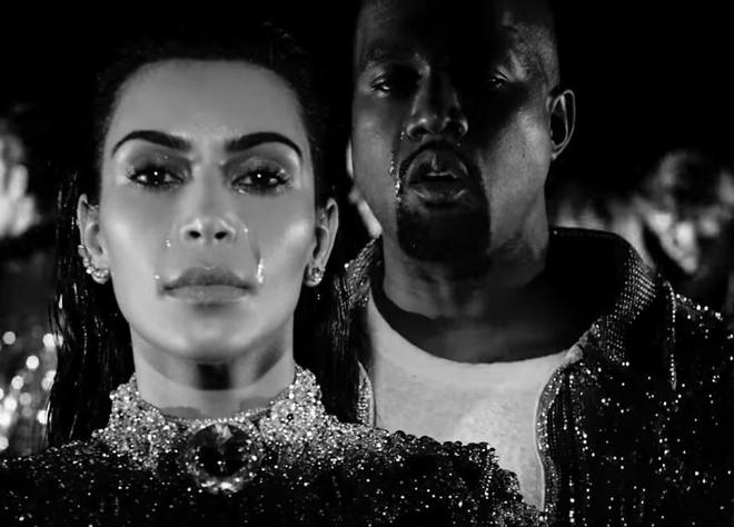 Video thoi trang moi cua Kanye West gay choang ngop hinh anh 1