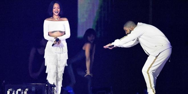 Rihanna bat ngo xuat hien trong buoi bieu dien cua Drake hinh anh