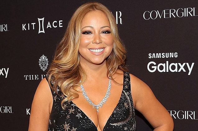 Mariah Carey to BTC American Idol bat nat thi sinh hinh anh