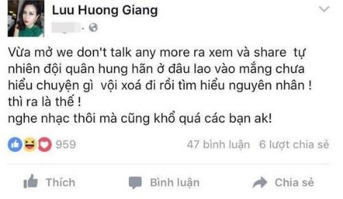 Tung Duong am chi Son Tung khong xung 'nghe si cua nam' hinh anh 3