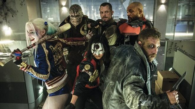 'Suicide Squad' bi cam chieu o Trung Quoc hinh anh