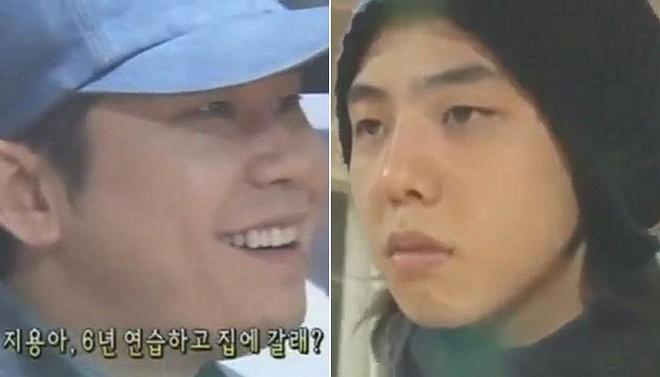 G-Dragon tung bi YG duoi ve nha hinh anh 2