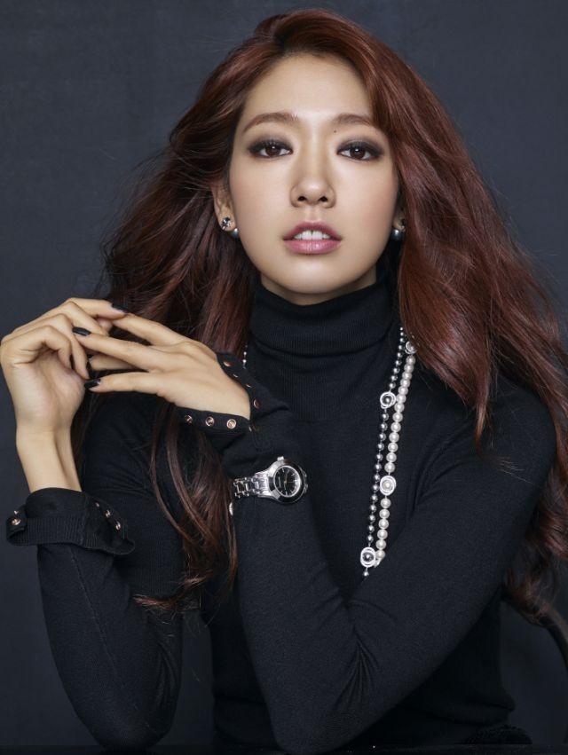 Park Shin Hye khoe sac voi nu trang hinh anh 1