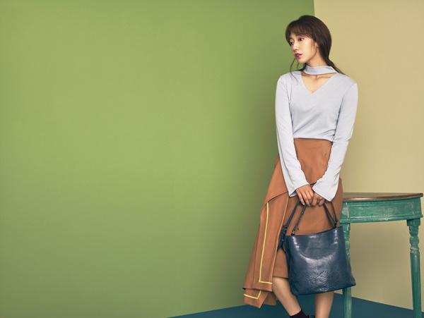 Park Shin Hye khoe sac voi nu trang hinh anh 7