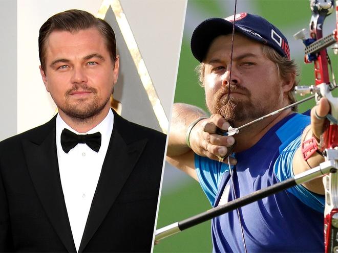 'Ban sao' Leonardo DiCaprio tai Olympic Rio 2016 hinh anh 1
