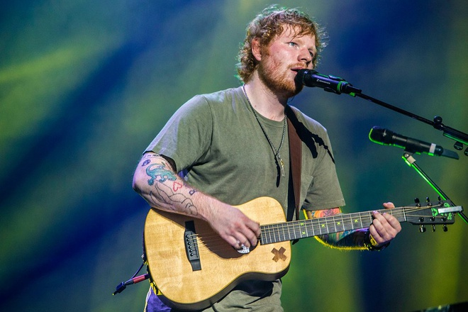 'Thinking Out Loud' cua Ed Sheeran bi to dao nhai hinh anh