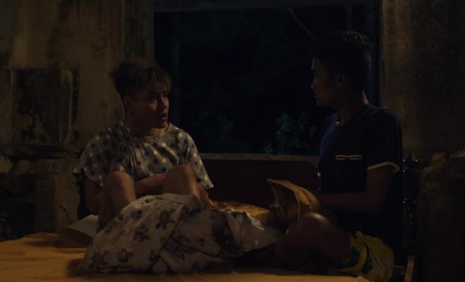 Phan canh 'giuong chieu' cua Bao Lam - Van Khoa trong Phim truong ma hinh anh