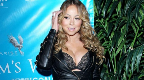 Mariah Carey goi cam trong bua tiec cua Lien hiep quoc hinh anh