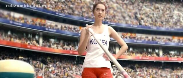 Sao Han la van dong vien Olympic anh 11