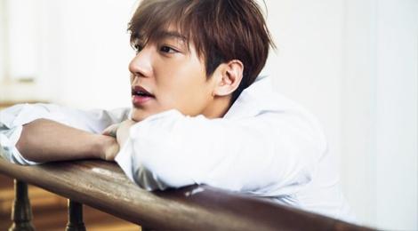 Lee Min Ho dong 2 vai cung luc trong phim xuyen khong hinh anh