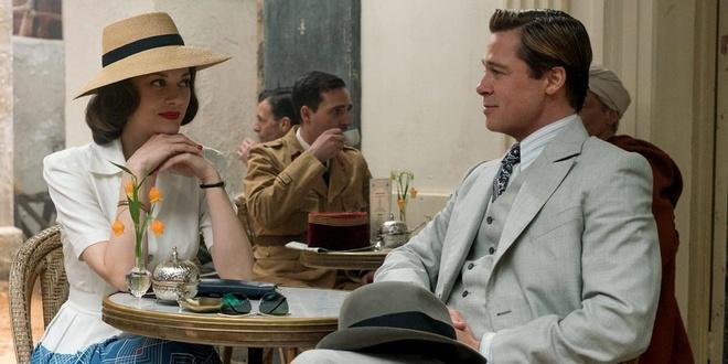 Brad Pitt bi my nhan nguoi Phap hut hon trong trailer moi hinh anh 1