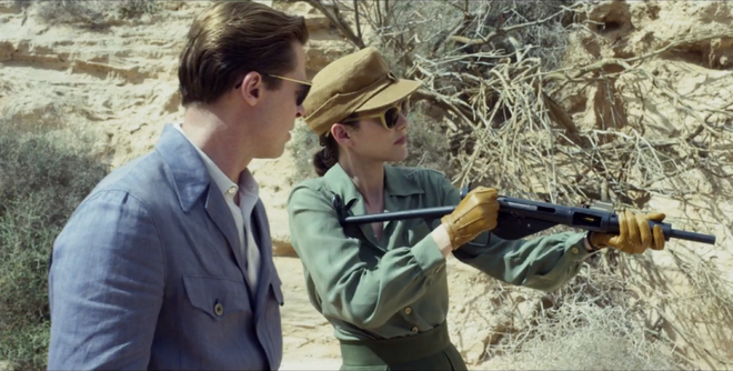 Brad Pitt bi my nhan nguoi Phap hut hon trong trailer moi hinh anh 2