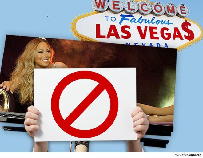 Anh pho nguc cua Mariah Carey o san bay bi go hinh anh 1