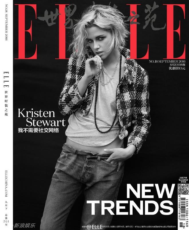 Kristen Stewart bien hoa phong cach anh 1