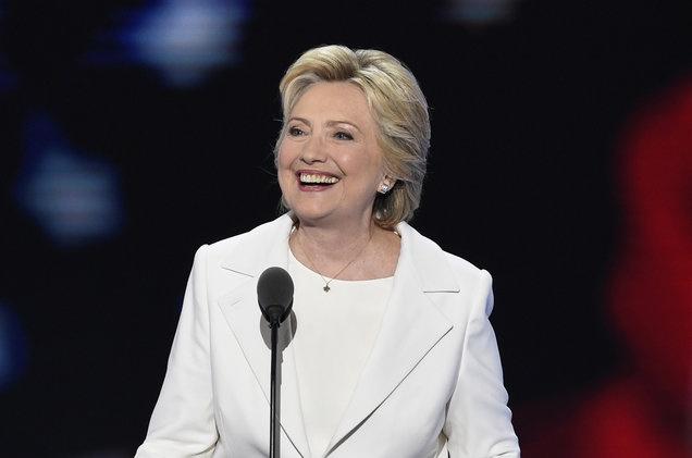 Lang nghe khuc ca tranh cu dau tien cua ba Hillary Clinton hinh anh
