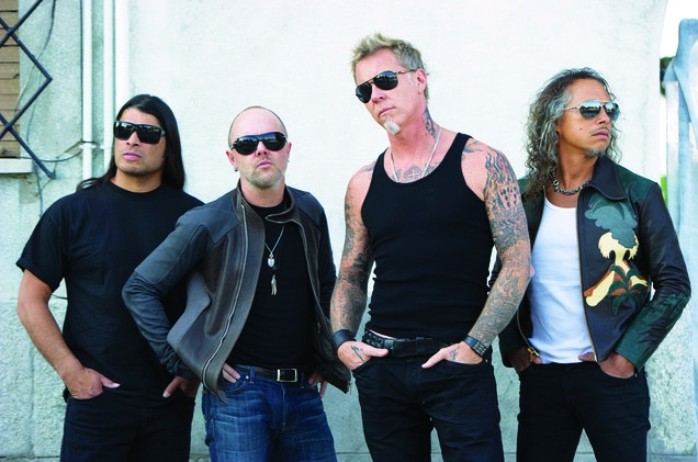Metallica chinh thuc tro lai sau 7 nam vang bong hinh anh 2