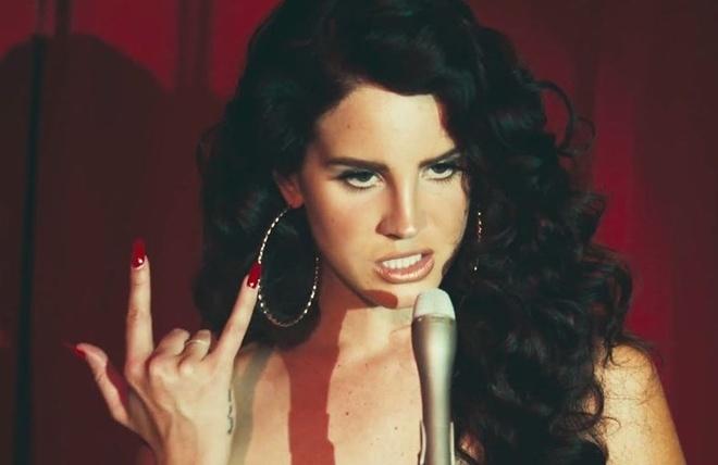 Hang loat ca khuc cua Lana Del Rey lai bi ro ri hinh anh