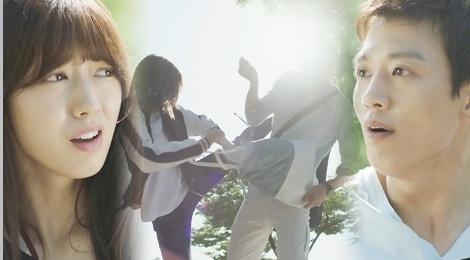 Park Shin Hye da ban dien 'Doctors' tham tim nguoi hinh anh