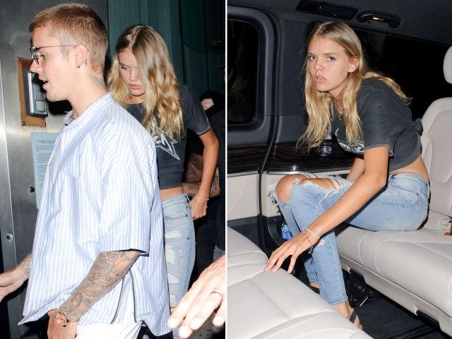 Justin Bieber va Sofia Richie bi bat gap hen ho nguoi moi hinh anh 1