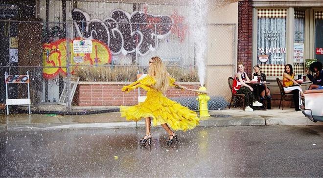 Beyonce quay tung bung trong loat anh hau truong 'Lemonade' hinh anh 1