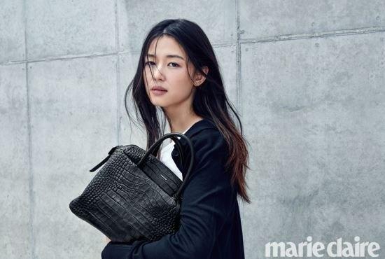 'Mo chanh' Jun Ji Hyun sang trong trong loat anh moi hinh anh 4
