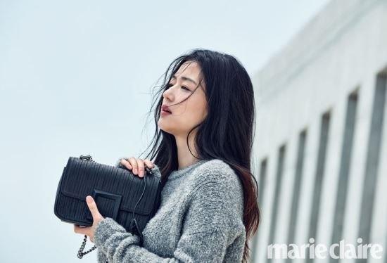 'Mo chanh' Jun Ji Hyun sang trong trong loat anh moi hinh anh 5