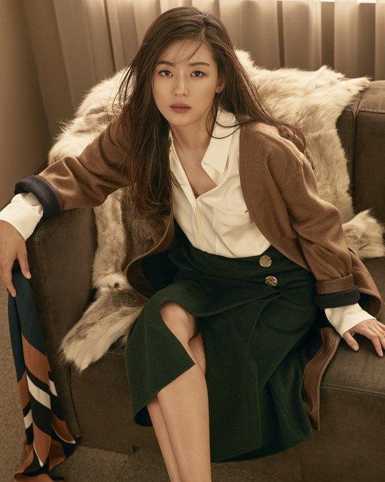 'Mo chanh' Jun Ji Hyun sang trong trong loat anh moi hinh anh 2