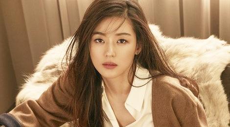 'Mo chanh' Jun Ji Hyun sang trong trong loat anh moi hinh anh