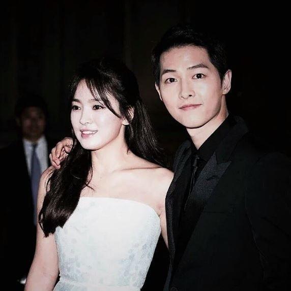 Song Hye Kyo gui do an cho doan phim cua Song Joong Ki hinh anh 1