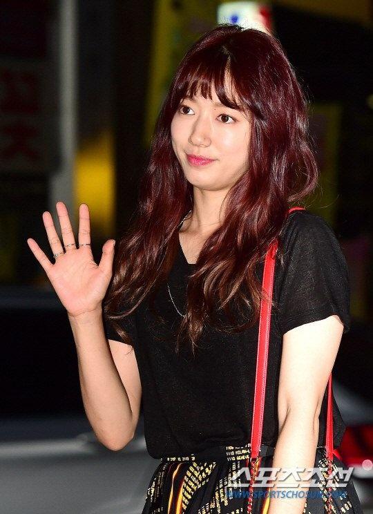 Park Shin Hye mung phim thanh cong anh 2