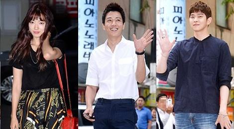 Park Shin Hye cung dan sao 'Doctors' an mung phim ket thuc hinh anh