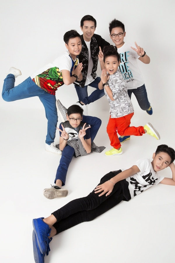 Dong Nhi - Ong Cao Thang gioi thieu tro cung The Voice Kids hinh anh 16