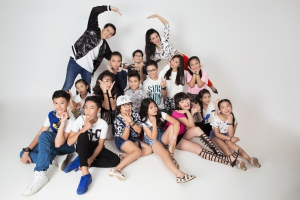 Dong Nhi - Ong Cao Thang gioi thieu tro cung The Voice Kids hinh anh 18