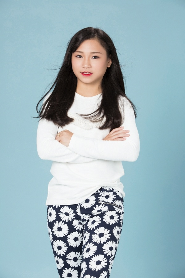 Dong Nhi - Ong Cao Thang gioi thieu tro cung The Voice Kids hinh anh 11