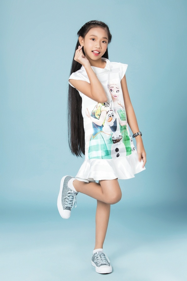 Dong Nhi - Ong Cao Thang gioi thieu tro cung The Voice Kids hinh anh 1