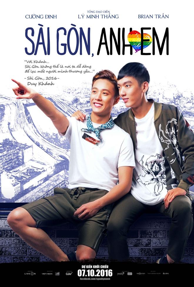 Vo chong Doan Trang lan dau dong phim ve Sai Gon hinh anh 2
