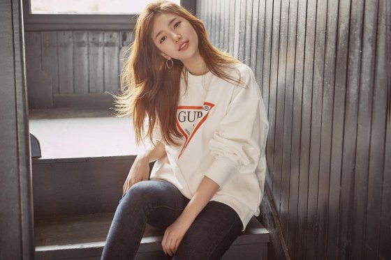thoi trang cua Suzy anh 1