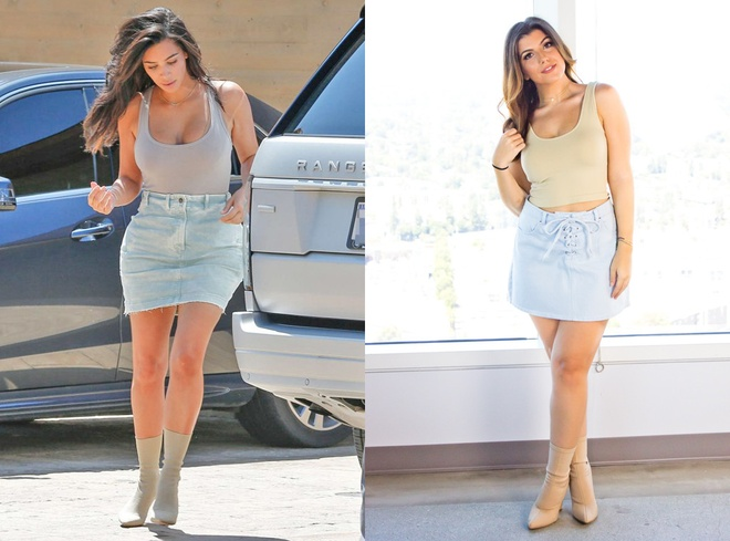 thoi trang Kim Kardashian anh 2