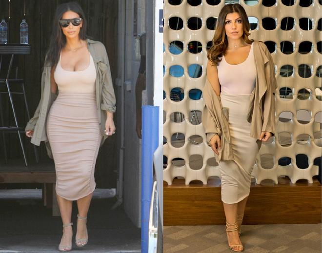thoi trang Kim Kardashian anh 3
