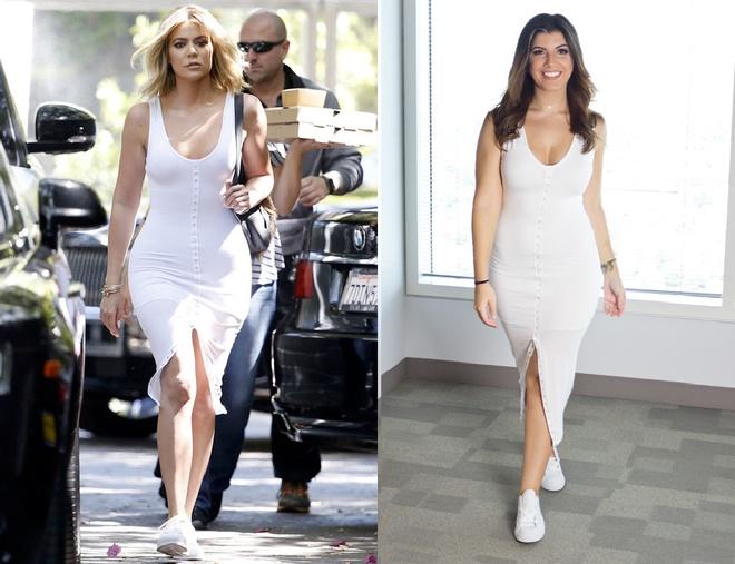 thoi trang Kim Kardashian anh 4