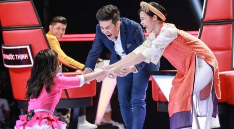 Ro ri ket qua vong Doi dau The Voice Kids 2016 hinh anh