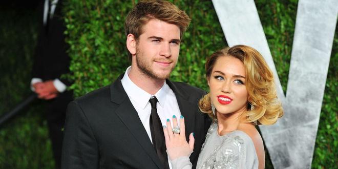 Miley Cyrus va Liam Hemsworth bi nghi bi mat ket hon hinh anh 2