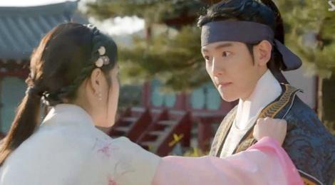 IU va Baekhyun bi che dien do trong 'Bo bo kinh tam xu Han' hinh anh