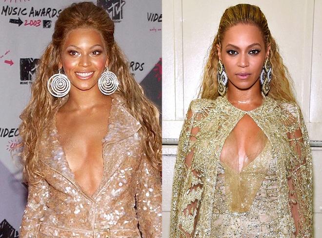 Nguoi ham mo ban tan ve buc anh khong tuoi cua Beyonce hinh anh