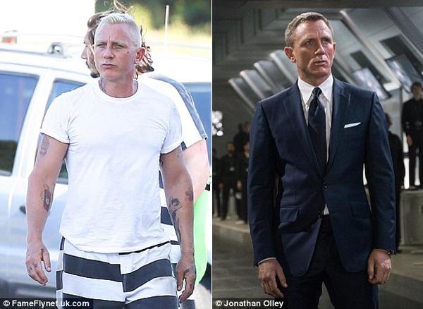 Tai tu '007' gay soc voi dien mao tu nhan trong phim moi hinh anh 2