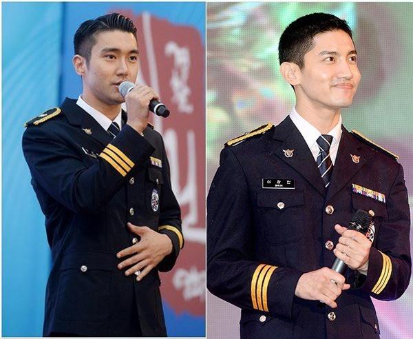 Choi Si Won va Changmin banh bao cam mic anh 1